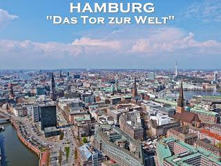Гамбург достопримечательности, Гамбург Германия, туристических фотографии