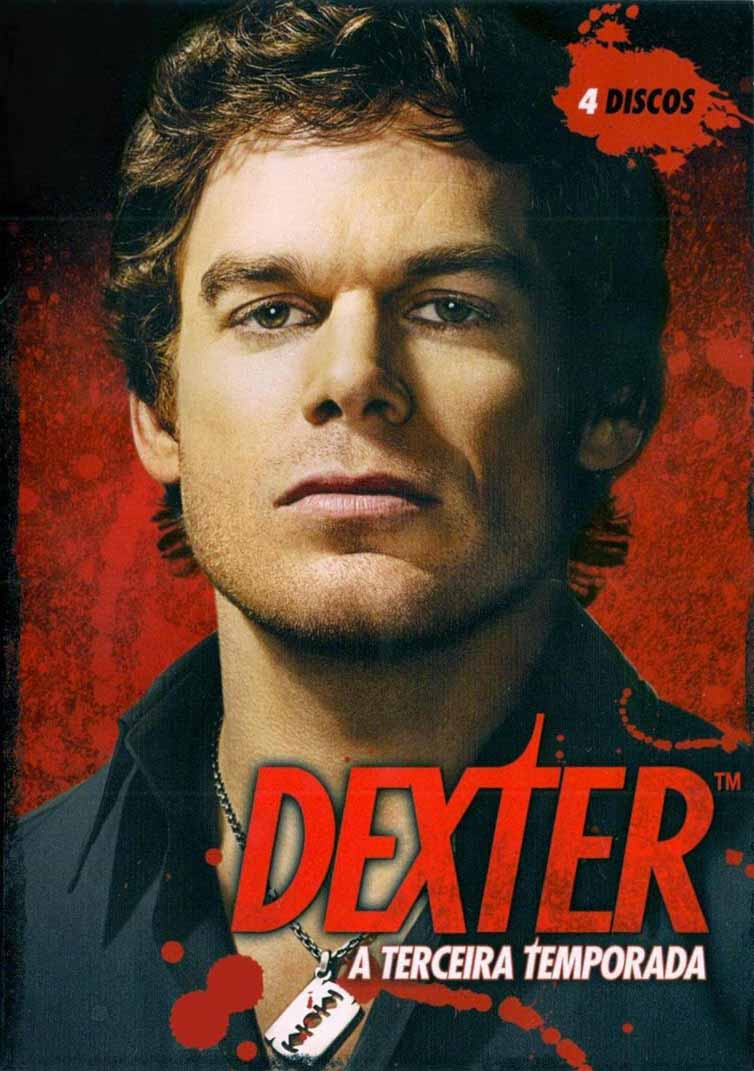 Dexter 3ª Temporada Torrent - Blu-ray Rip 720p Dublado (2008)
