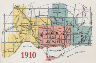 Click to browse the 1910 Insurance Plan of Toronto