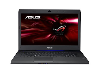 ASUS G73JW-3DE 3D 17.3-inch Gaming Laptop