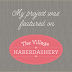 Village Haberdashery Tutorial & Giveaway