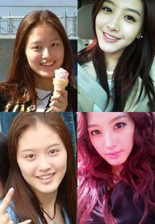 Picture Rainbow Jaekyung S Past Photos Revealed Daily K Pop News