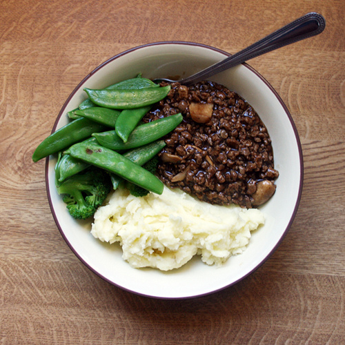 Our Whiskey Lullaby: How To Make Delicious Vegetarian Mince Meat Meals ...