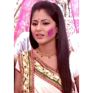 hina akhshara saree beautiful