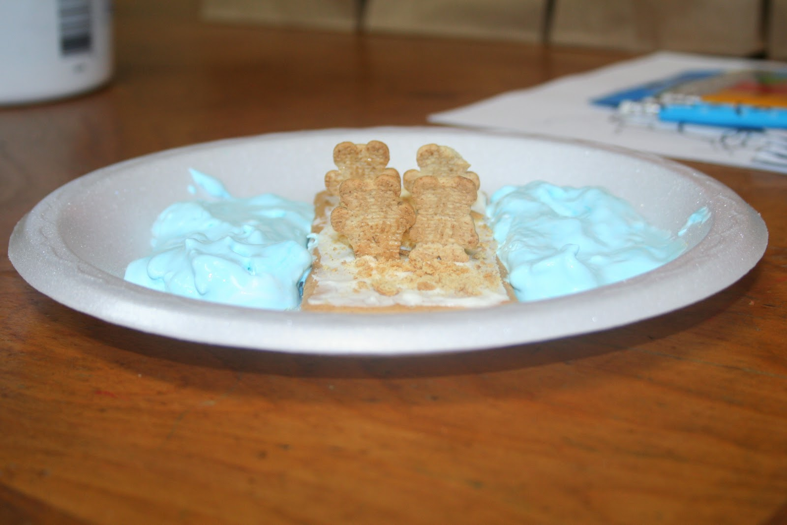 blessings for bible teachers crossing the red sea snack