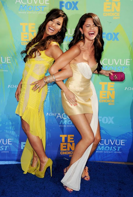 Selena Gomez - Teen Choice Awards In California