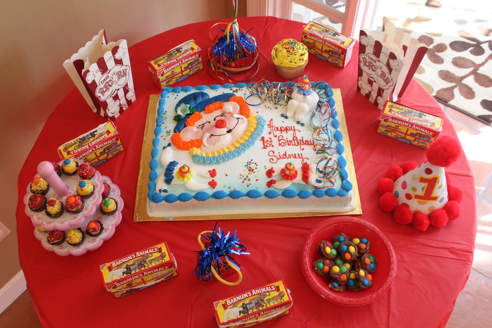 ideas circus decorations watch party birthday decor diy