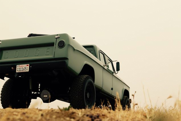 ICON 1960s Dodge D200 Power Wagon