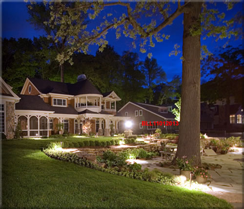 Beautiful Landscape Lighting
