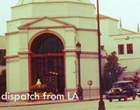 Dispatch from LA blog