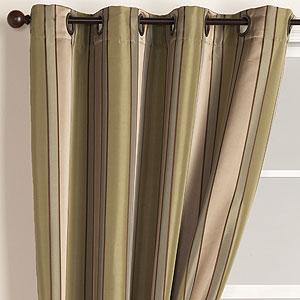 Over The Door Curtain Rod