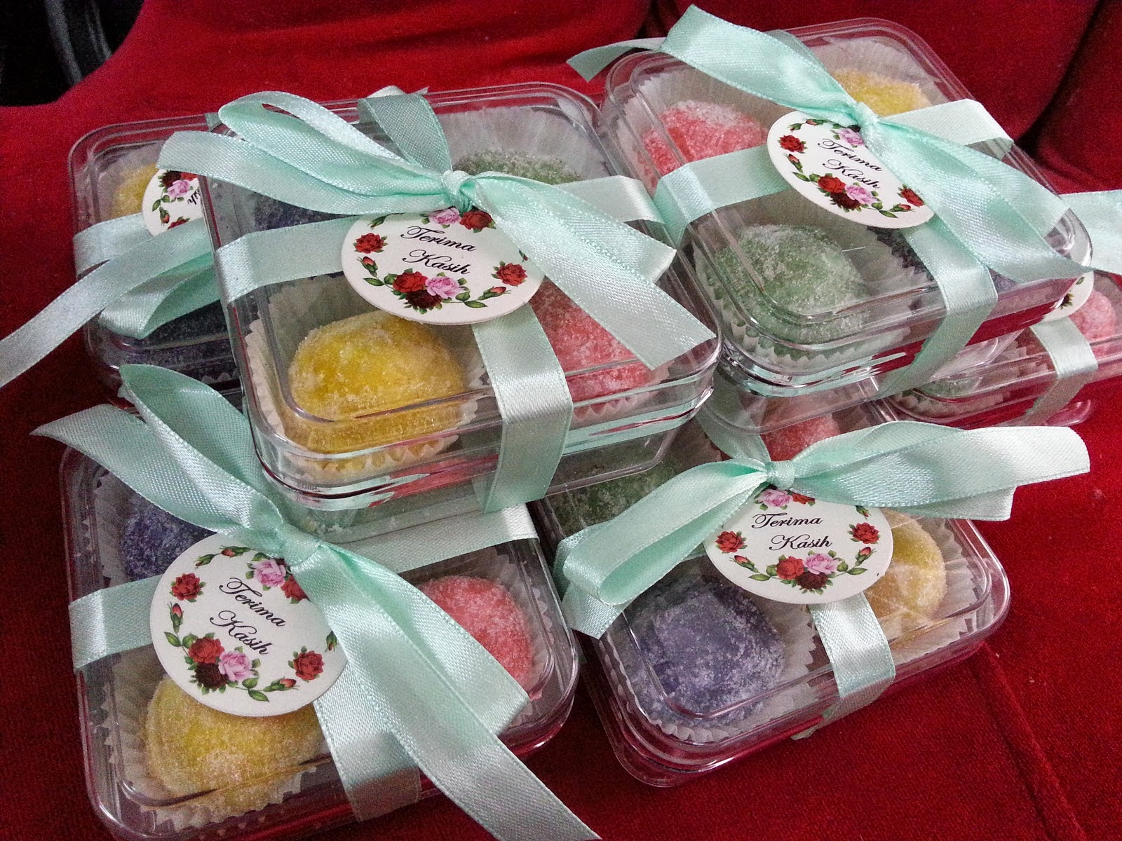 Suji Kristal Cookies Square Box