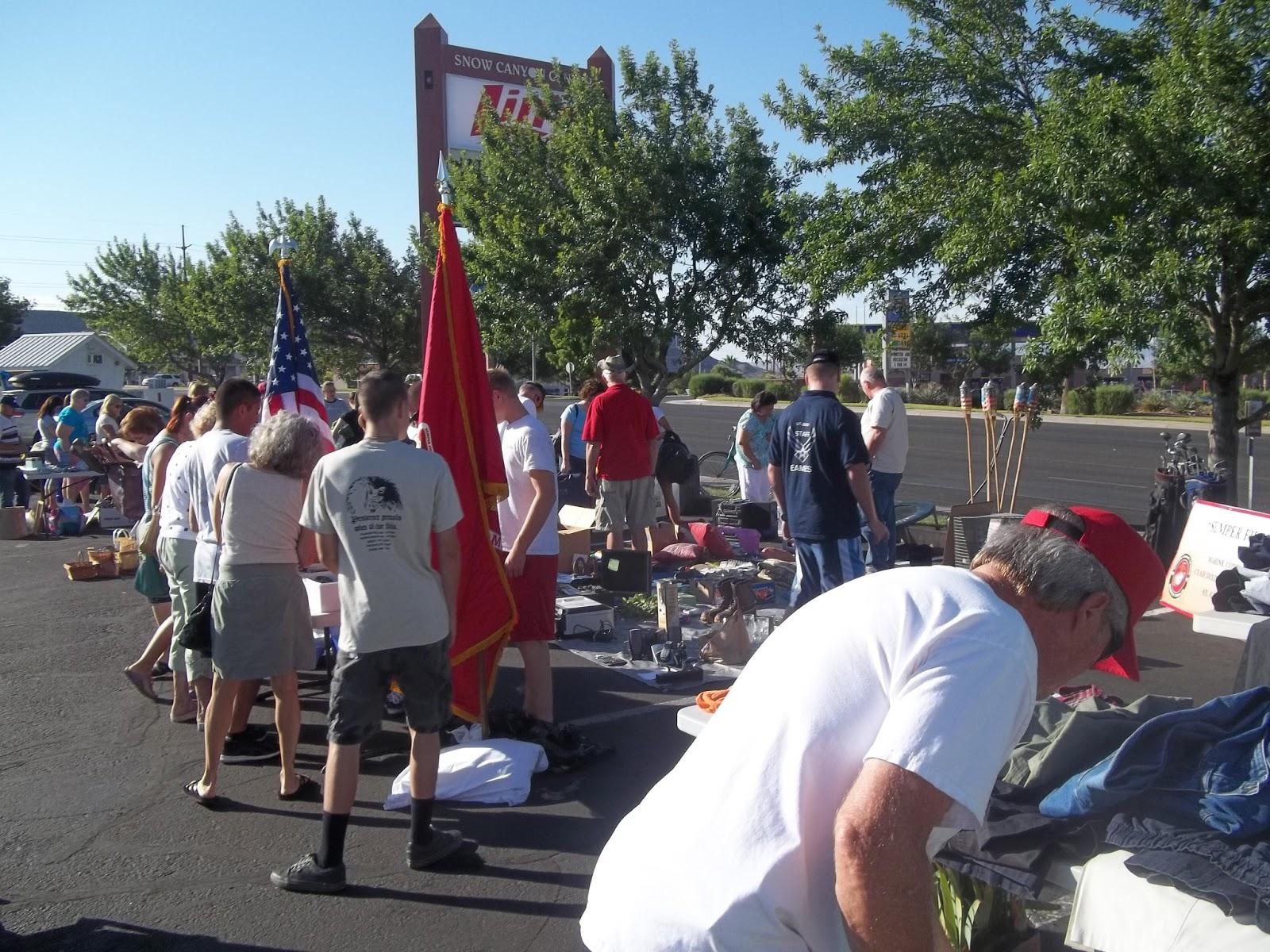 Utah Dixie Marine Corps League St George Utah Devil Pup Car