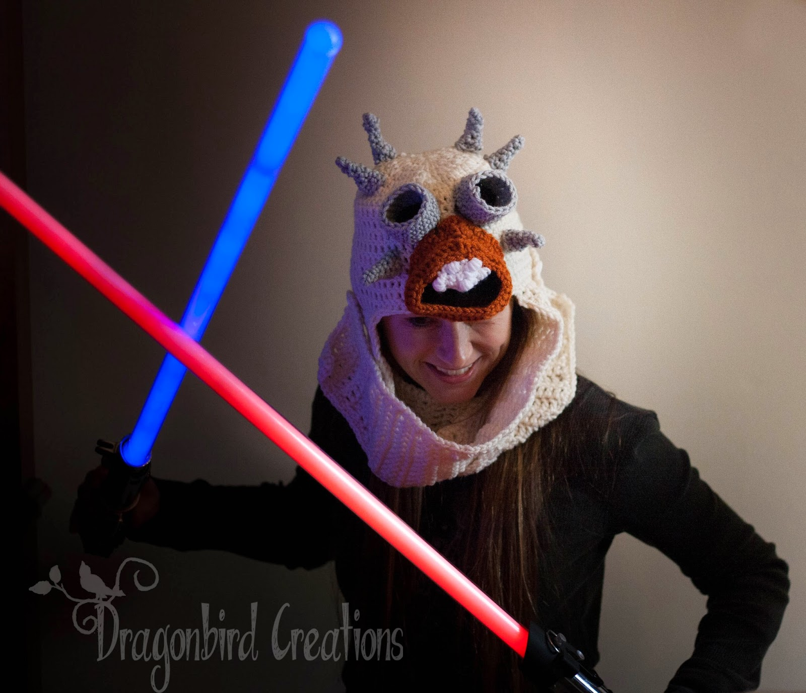 Dragonbird creations adventures in crafts tusken raider hat aka confessions of a star wars lover when i was little star wars what is known to some as the first one which is really the fourth episode played quite bankloansurffo Choice Image