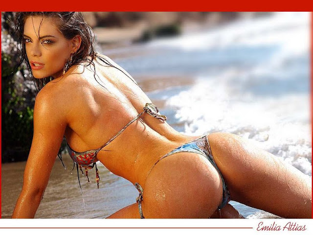 Emilia Attias  wallpaper 2011