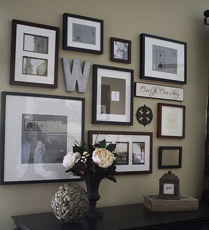 decor you adore making an adorable gallery wall