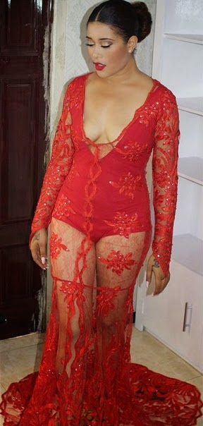 adunni ade naked dress africa magic