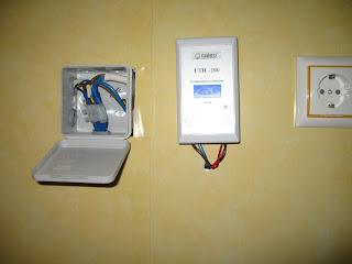 Электричество на лоджии