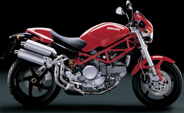 Ducati Sr Monster  Cc
