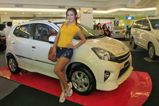 Toyota Agya Baru Tahun 2015 Semarang
