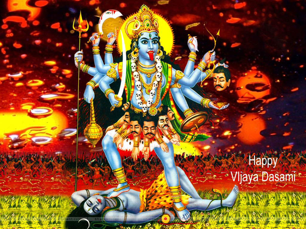 Kalkaji Temple Dedicated Goddess Devi Maa Kali 1024x768 Shani Dev