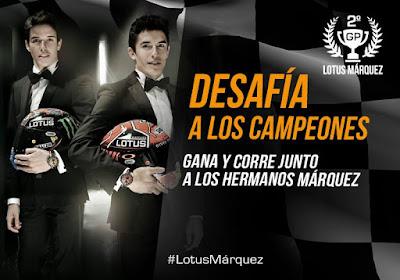 2o GP Premio Lotus Márquez