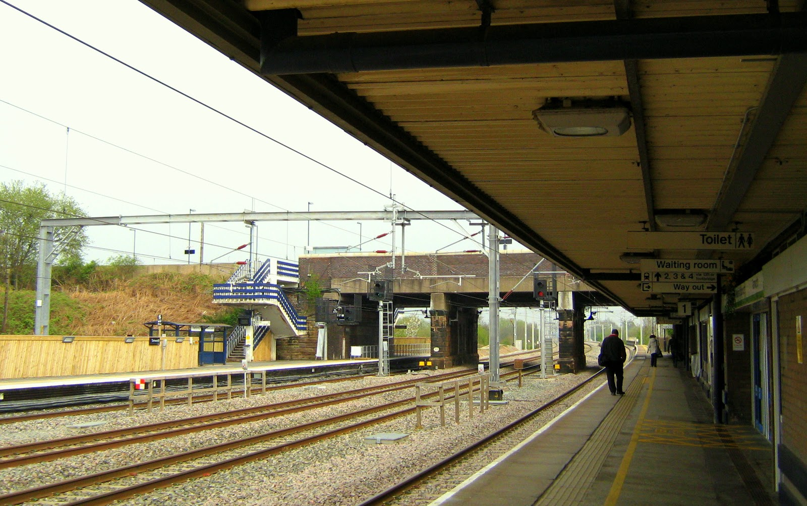 Tamworth Railway station