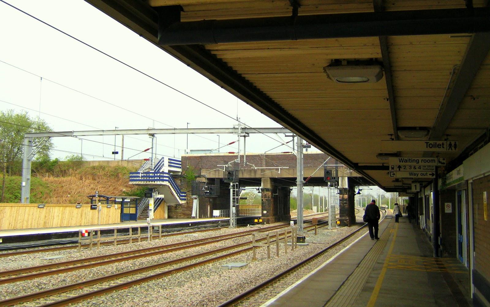 Tamworth Railway station