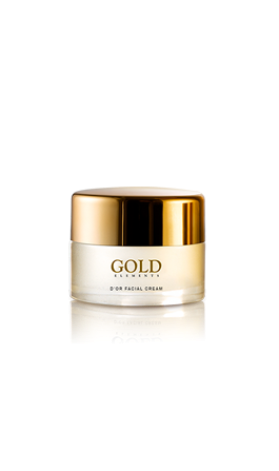 Gold Elements D'or Facial cream, moisturizing cream,