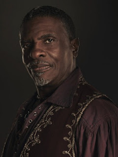 Keith David Mass Effect Captain David Anderson The Cape