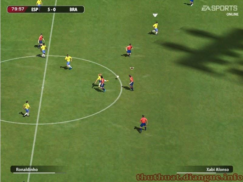 Download game FIFA Football 2005 Free Full crack