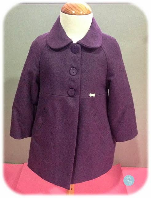 Descuentos en abrigos en Blog Retamal moda infantil y bebe