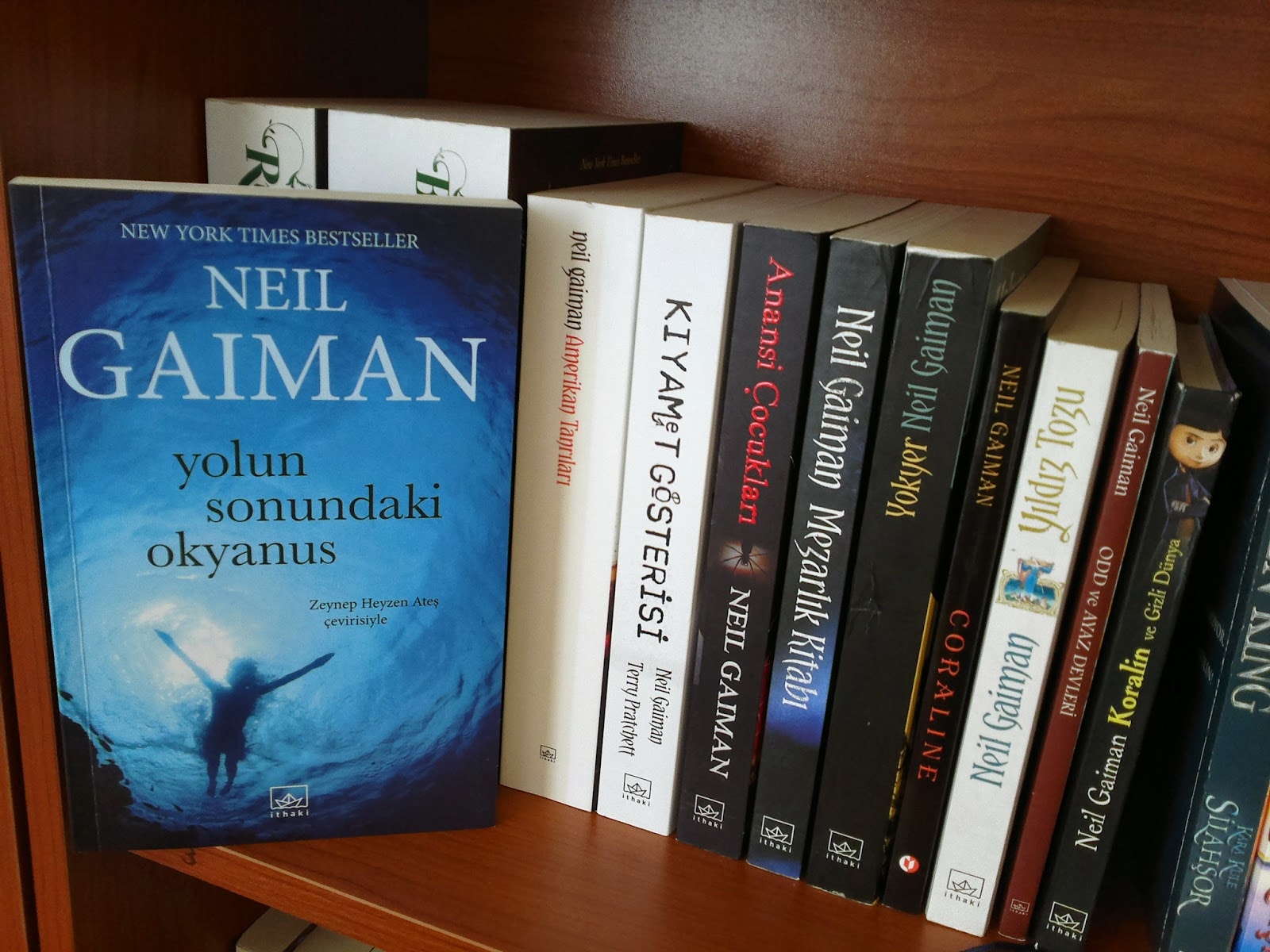 Neil gaiman books have sexes