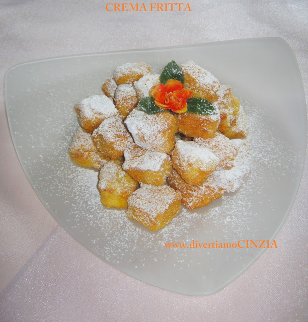 CREMA FRITTA