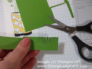 Tips for using paper scraps.
