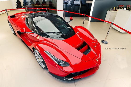 2014 LaFerrari