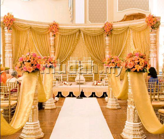 Rajah business decorations for indian wedding in kuala lumpurmalaysia lucky5849yahoo junglespirit Image collections