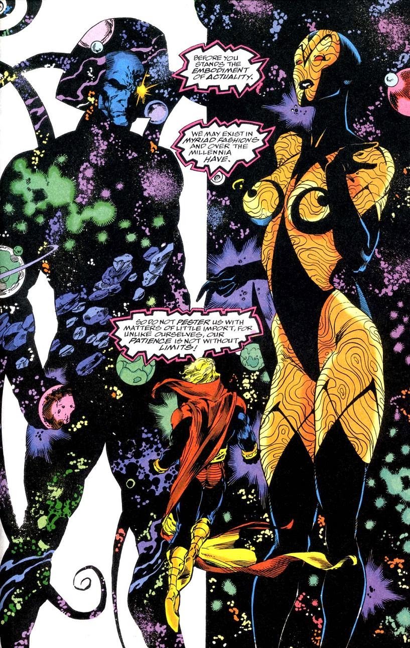 Las entidades del Universo Marvel Films