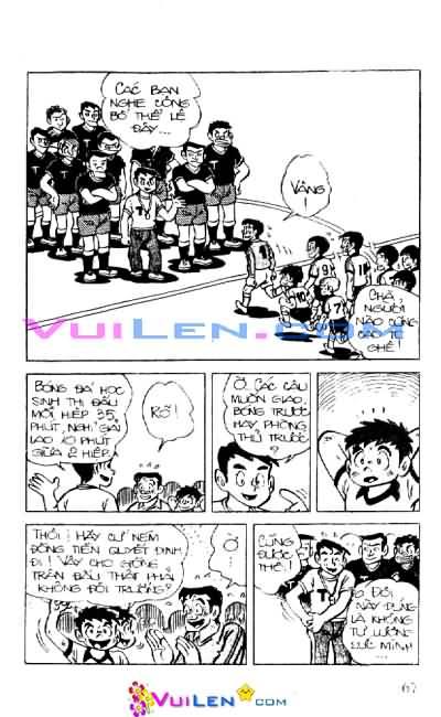 Jindodinho - Đường Dẫn Đến Khung Thành III  Tập 2 page 67 Congtruyen24h