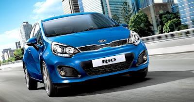 Review Mobil KIA Rio