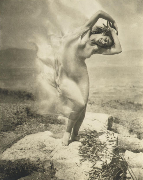 Isadora Duncan ,Edward Steichen. Fotografía | Photography