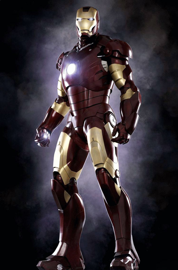 The Physics of Science Fiction: The Physics of Iron Man ... Iron Man Avengers Full Body