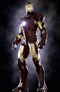 War Machine and Iron Man 2 movie billboard iron man armour repulsor