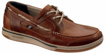 Sebago Triton Three-Eye Boat shoes