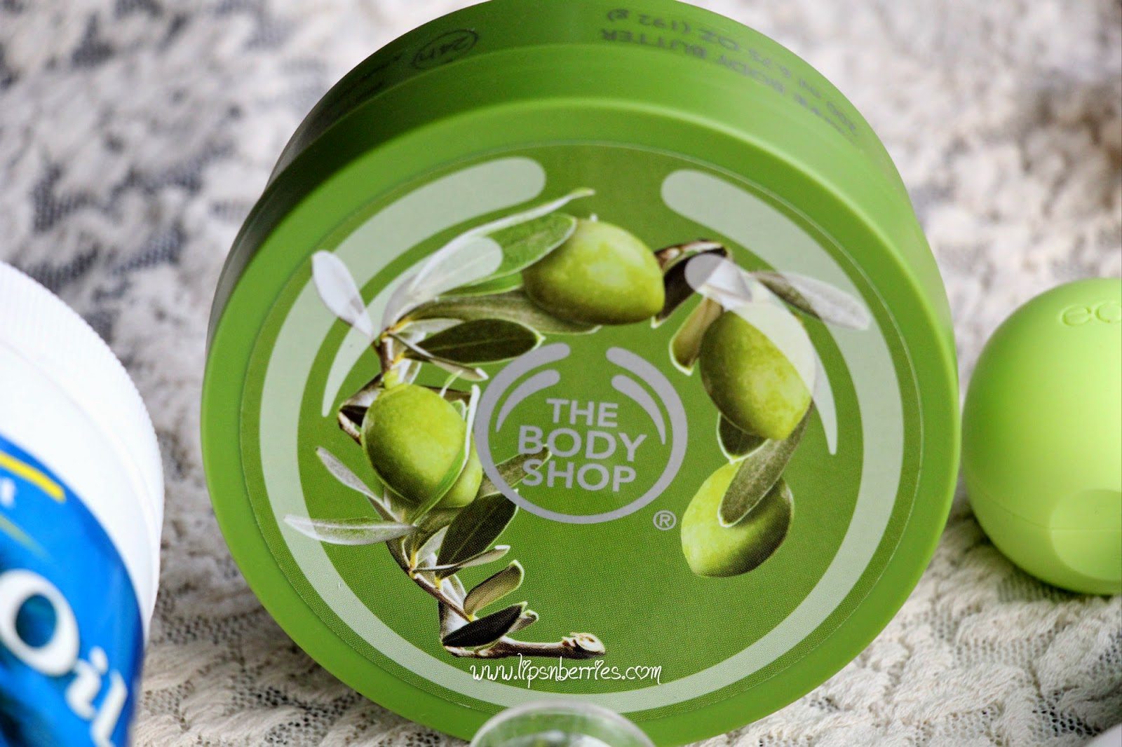 The Body Shop Body Butter Olive Review