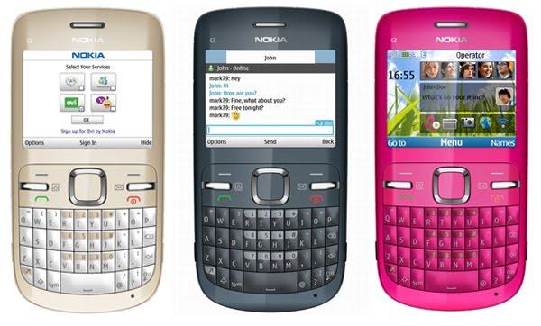Smartphone Nokia C3 APLICATIVOS PARA NOKIA C3: 10 aplicativos para Nokia C3