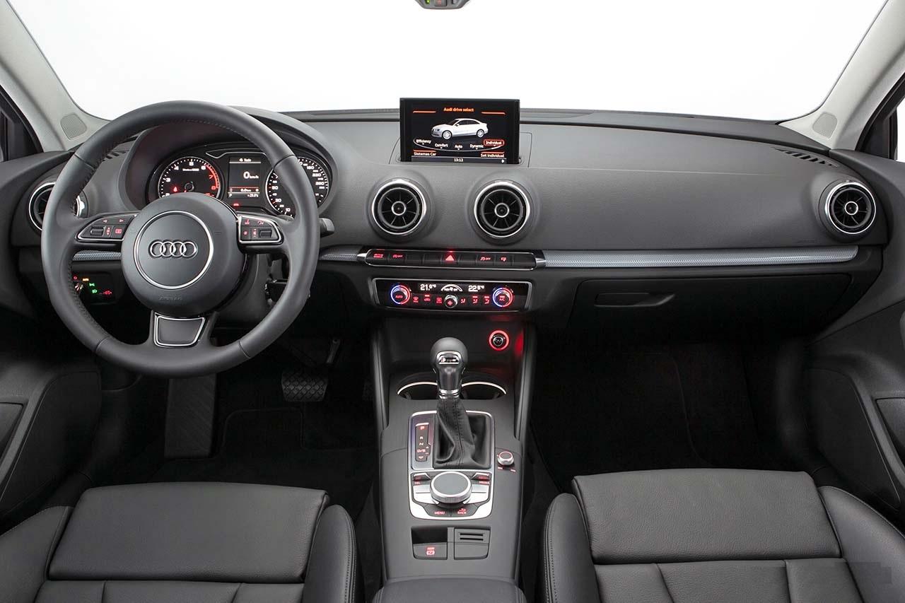 Audi A3 Sedan - interior