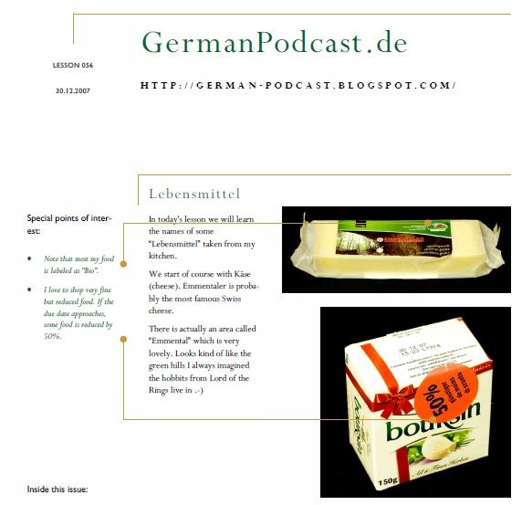 German Podcasts - LearnOutLoud.com