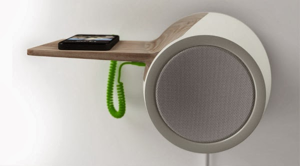 Wall Mounted Bluetooth Speaker db60