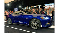 Color Offerings for the 2015 Ford Mustang